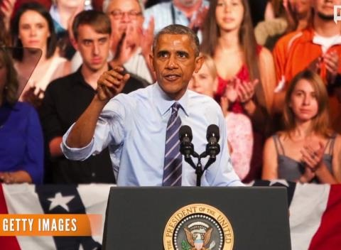 News video: Obama's Texas Talks: Immigration, Economy And BBQ