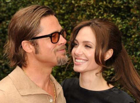 News video: The Most Telling Brangelina Wedding Plans Yet