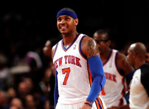 News video: Gentleman's Clubs Compete for Carmelo Anthony