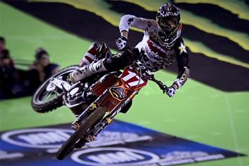 News video: Monster Energy Supercross presents Jason Anderson to Race 2014 - Supercross