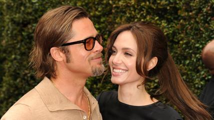 News video: Brangelina's New Wedding Plans