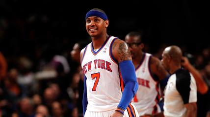 News video: Strip Clubs Compete for Carmelo Anthony